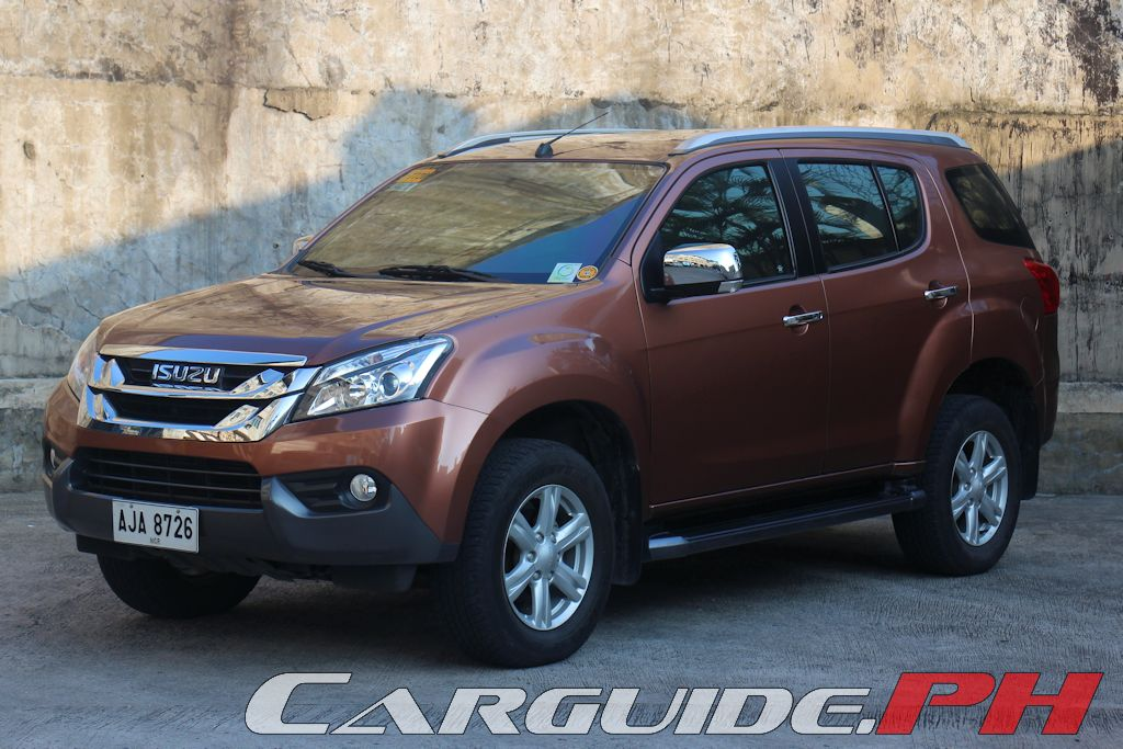 Review 2015 Isuzu Mu X Ls A 4x4 Philippine Car News