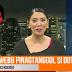 WATCH: Pinky Webb ipinagtanggol si Duterte mula sa international media