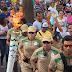 Após percorrer quatro estados no Brasil, Tocha Olímpica chega à Bahia