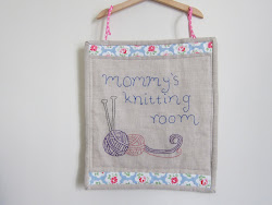 Mommy's Knitting Room
