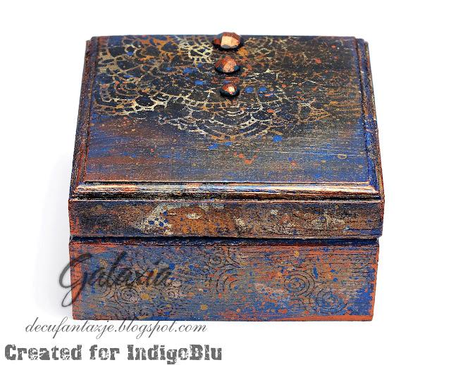 Pudełko na skarby
