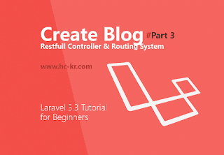 Restful Controllers & Routing System
