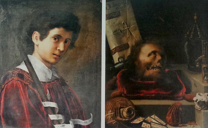 Mostra Jacopo Ligozzi Firenze - Ritratto maschile e natura morta macabra, 1604