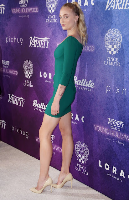 Sophie Turner is in One of Our Favorite Dresses