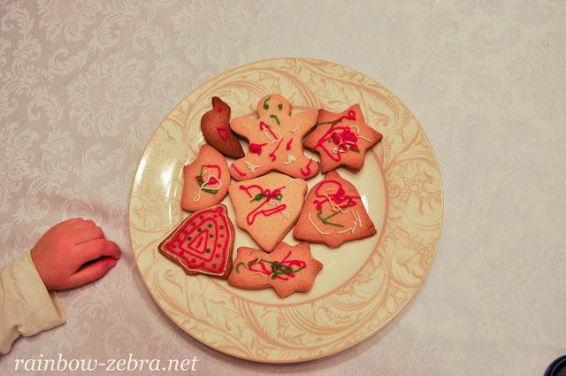 Наши печеньки. Часть 2.