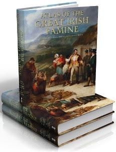 IrishGenealogyNews: Atlas of the Great Irish Famine: book