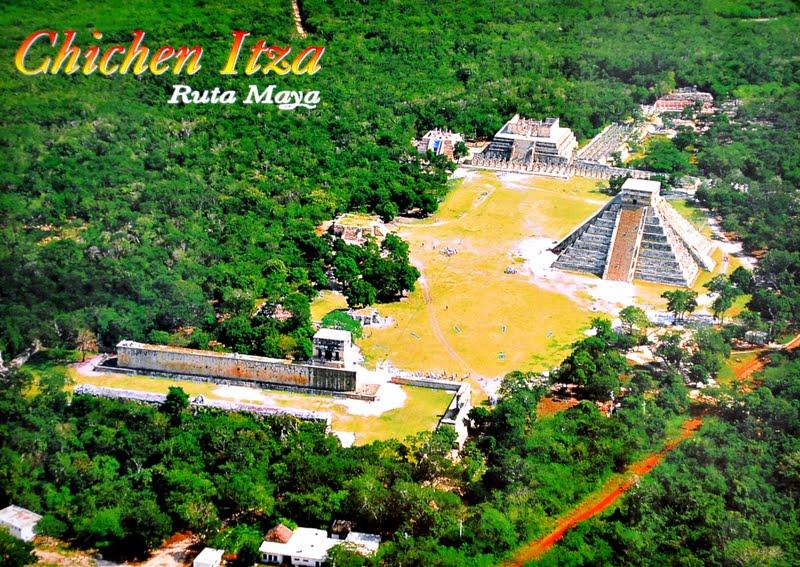 królestwo majów