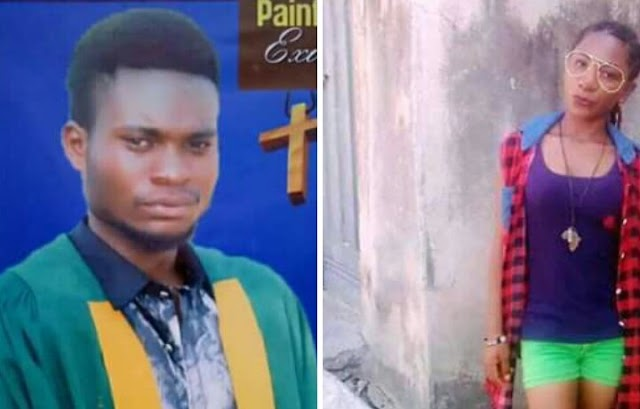 Girl stabbed her boy friend to death in Benue