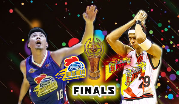 List of Franchise achievements comparison SMB vs Magnolia Hotshots 2018