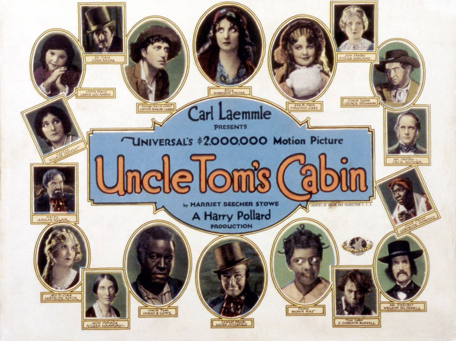 uncle tom and little eva relationship marketing