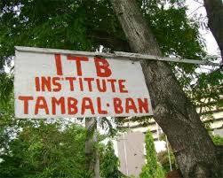 Banner Promosi Unik Tambal Ban ITB