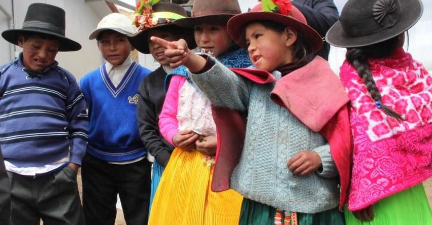 MINEDU: Solo el 7,7% de niñas de 6.° grado de primaria de zonas rurales desarrollan competencias ciudadanas - www.minedu.gob.pe