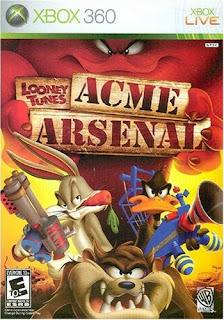 Looney Tunes: Acme Arsenal (XBOX360)