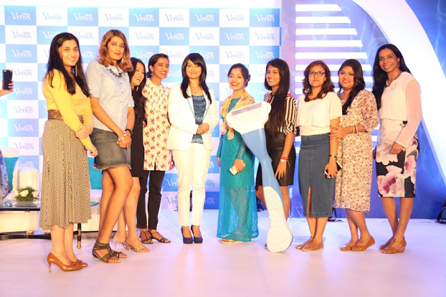 Gillette Venus Subscribe to Smooth Challenge Event: Impressions