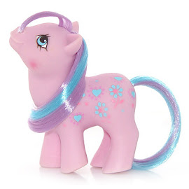 My Little Pony Baby Bright Bouquet Year Seven Loving Family Ponies G1 Pony