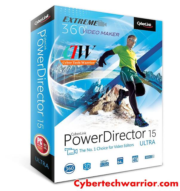 cyber link powert director