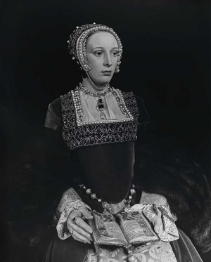Catherine Howard photo by Hiroshi Sugimoto - 1999 | blanco y negro imagenes bonitas chidas bellas, cool stuff, art pictures