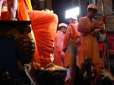 Shree Ganpati Visharajan Darshan Mumbai