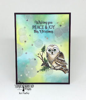 Our Daily Bread Designs Stamp Set: Winter Greetings, Custom Dies: Pierced Rectangles