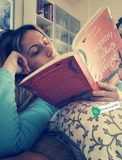 """""""Το κορίτσι που διάβαζε στο μετρό"""", της Κριστίν Φερέ-Φλερύ εκδόσεις Ωκεανός"""