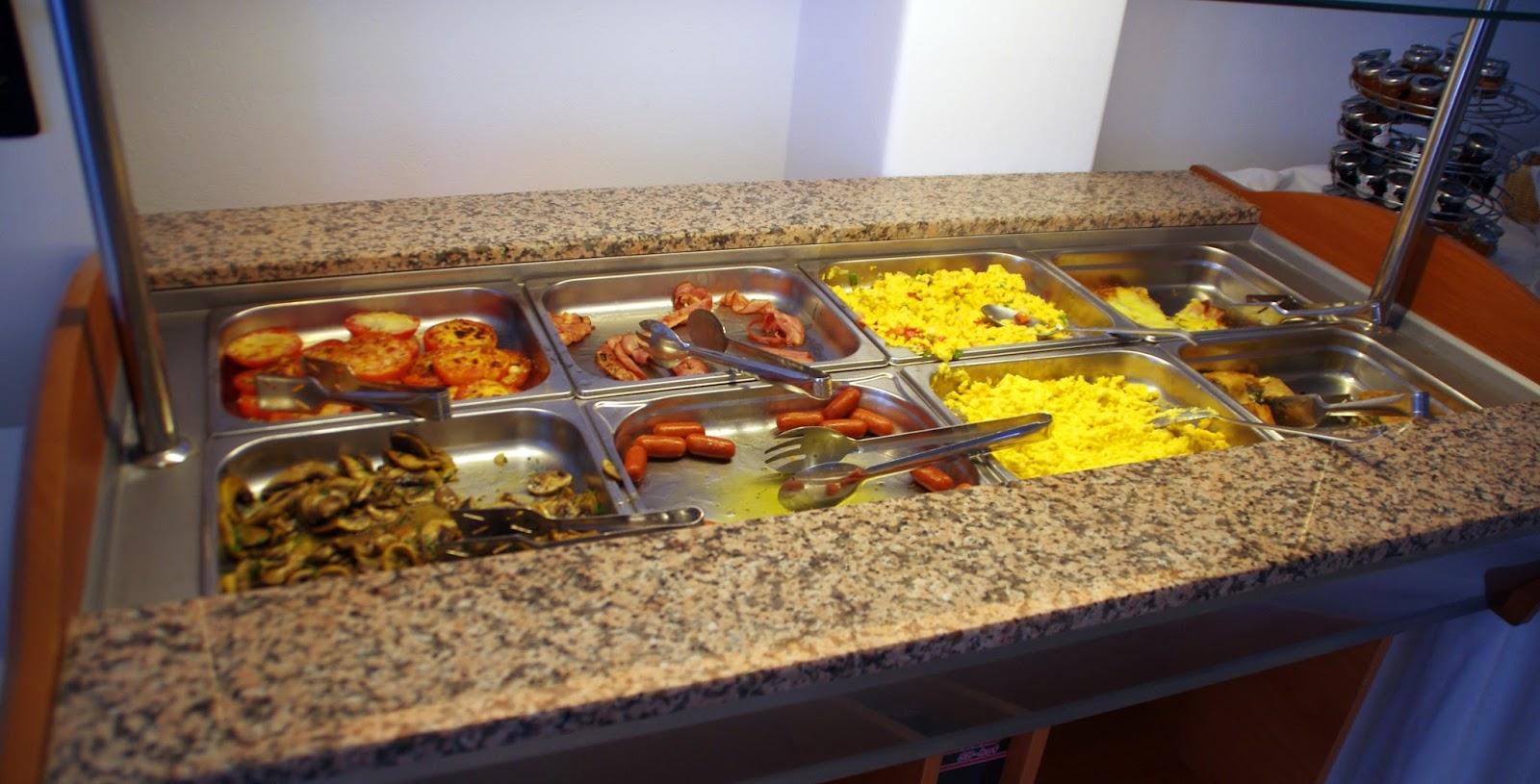 Astir of Paros Buffet Breakfast