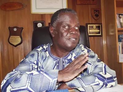 former Minister of National Planning Rasheed Gbadamosi