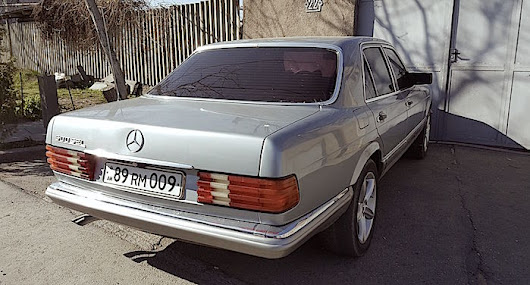 Mercedes-Benz W126 (Part 2)