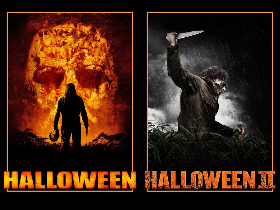 Episode 343: Halloween (2007) and Halloween II (2009) | Talk ...