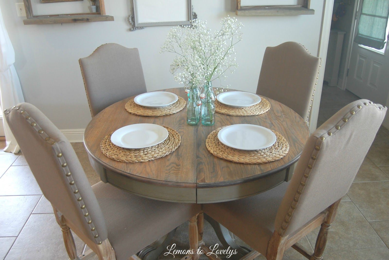 new kitchen table and junk junkies review – lemons to lovelys