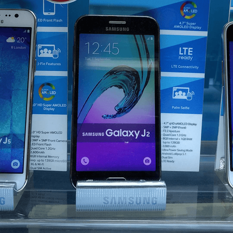 Samsung Galaxy J2 Now Available In The Philippines