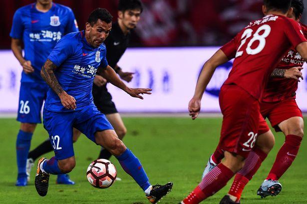 Carlos Tevez Mengkritik Balik Permainan Sepakbola Di China