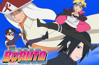Boruto Naruto the Movie (2015) Subtitle Indonesia
