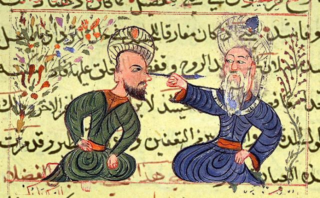 عندما كان العالم يتحدث العربية