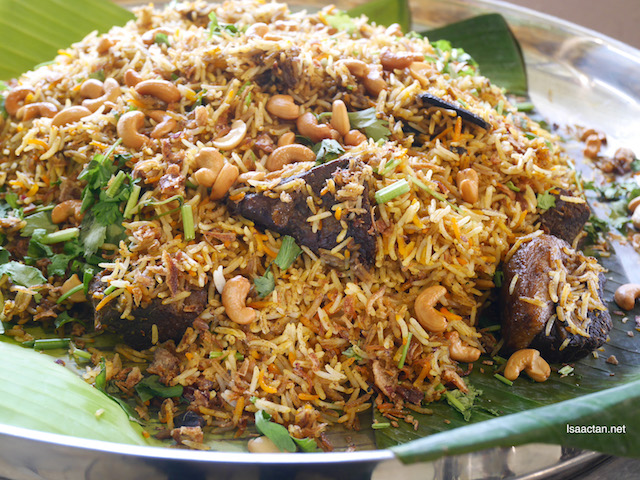 Briyani Daging (Beef)