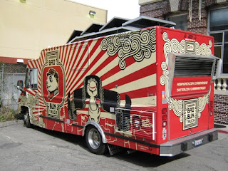 French Food Truck Sf