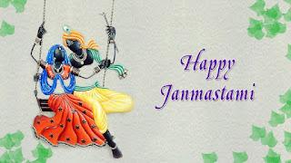 Happy Krishna Janmashtami Wishes In Marathi Hindi