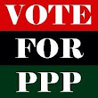 Vote for Pakistan People Party Parliamentarian PPPP