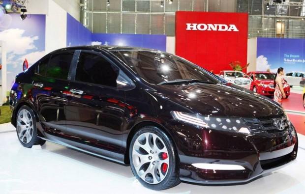 Foto Mobil Honda Terbaru 2012
