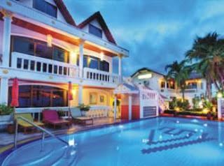 Staying at the Hotel Villa Oranje in Pattaya