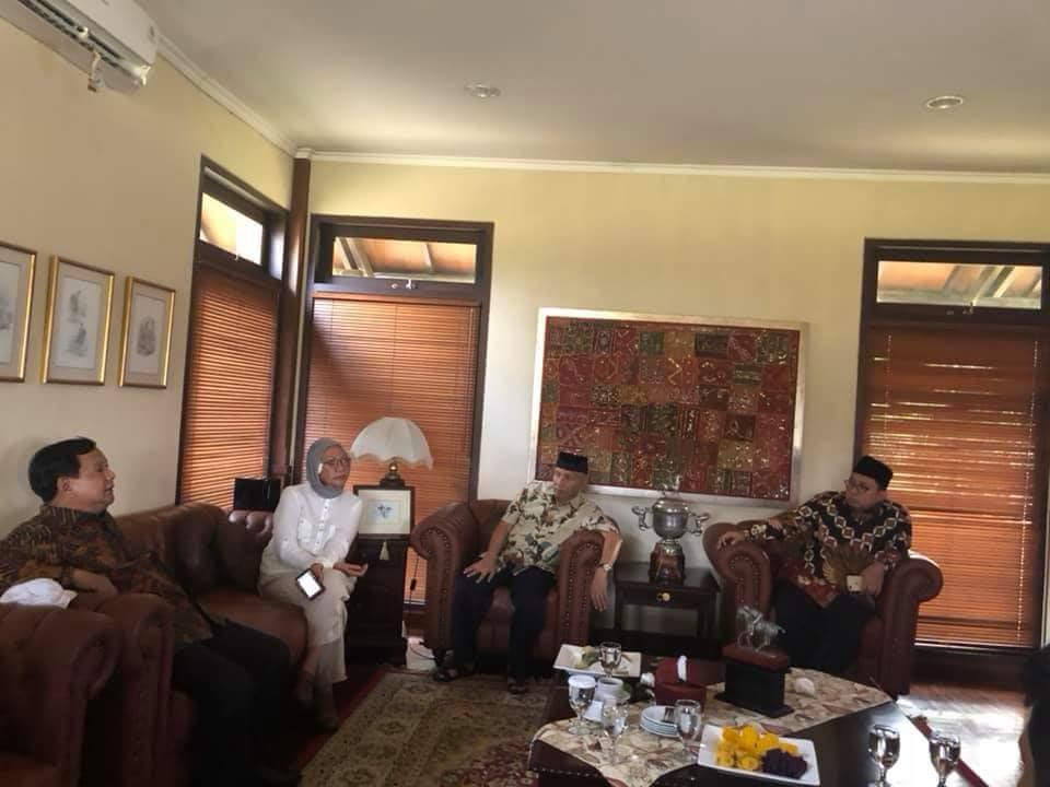Bukan Dendam, Ini Ungkapan Prabowo untuk Kebohongan Ratna Sarumpaet