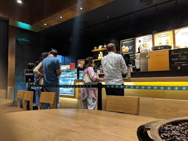 Sourajit Saha At Starbucks 1