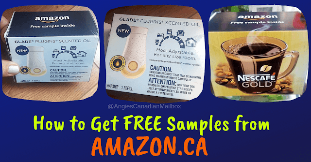 How to get free samples from Amazon