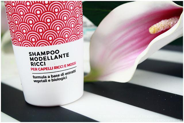 shampoo ricci  gyada cosmetics