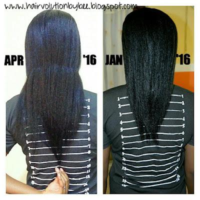 HairvolutionbyBee length check tshirt