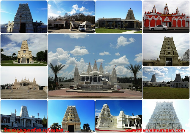 List of Temples in USA