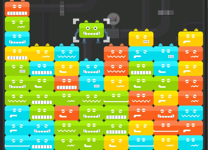 We are the Robots Play Free Online Facebook Game