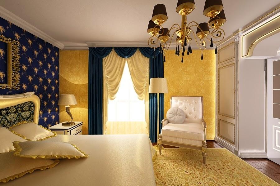 Design interior - Design interior clasic- de lux
