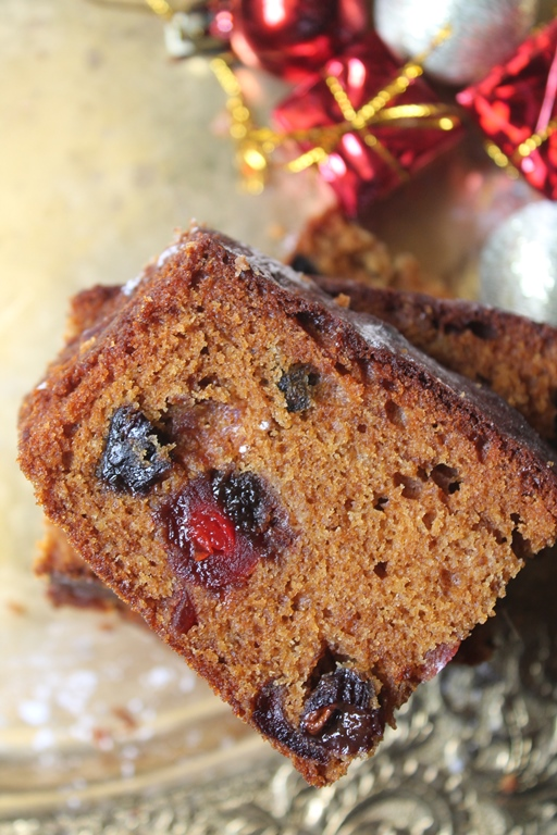 Moist Boiled Gluten Free Fruit Cake