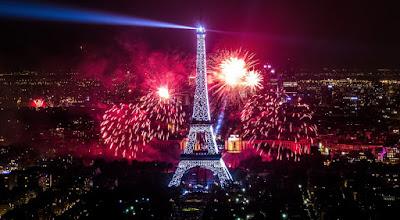 パリ祭 ( Fête nationale française )