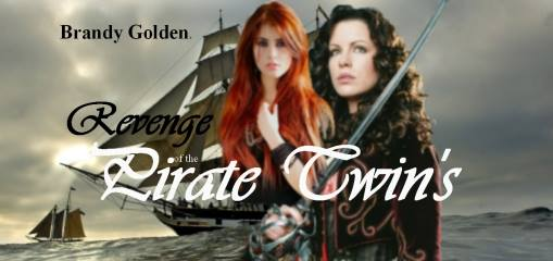 REVENGE OF THE PIRATE TWINS by Brandy Golden @brandygoldenyes #Review #Excerpt #NewRelease #TheUnratedBookshelf